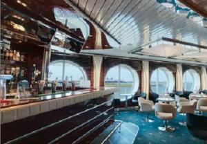 Riva bar på Stena Saga